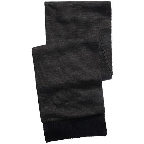 Alfani Men's Men's Reversible Scarf Charcoal One Size