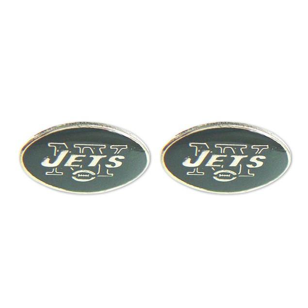 New York JETS Post Stud Logo Earring Set Charm Gift