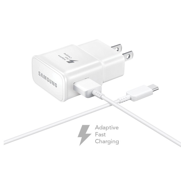 Fast Wall Charger with Type C for LG G5 G6 V20 White