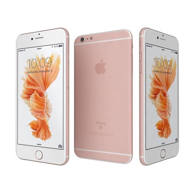 Apple iPhone 6s, C Spire, Pink, 16 GB, 4.7 in Screen