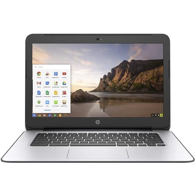 "HP 14"" Chromebook 14 G4 (4GB RAM, 16GB SSD) Black/Silver"