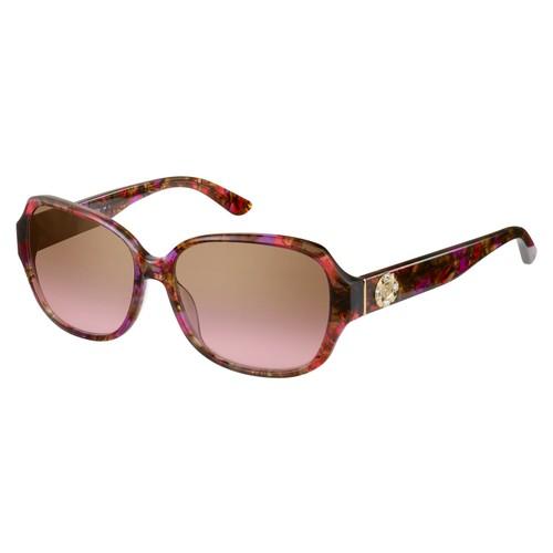 Juicy Couture Women Sunglasses JU591S 0NXA Havana Pink 58 15 135 Square