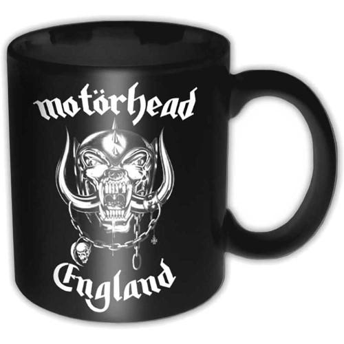 Motorhead - England Boxed Mini Mug