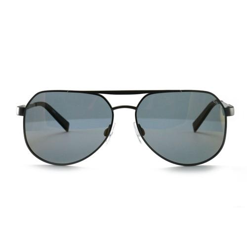 Nautica Unisex Navigator Sunglasses N5125S 042 Gunmetal 57 14 140 Polarized