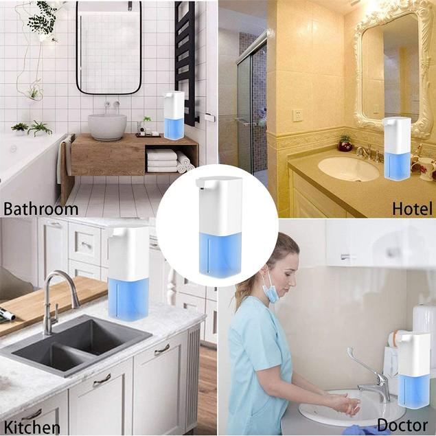 Rechargeable Automaitc Liquid Soap & Hand Sanitizer Dispenser
