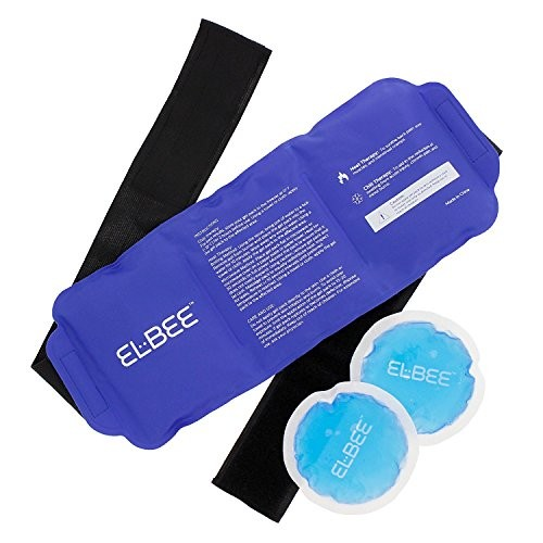 Elbee Home Reusable Hot/Cold Pack for Pain Relief