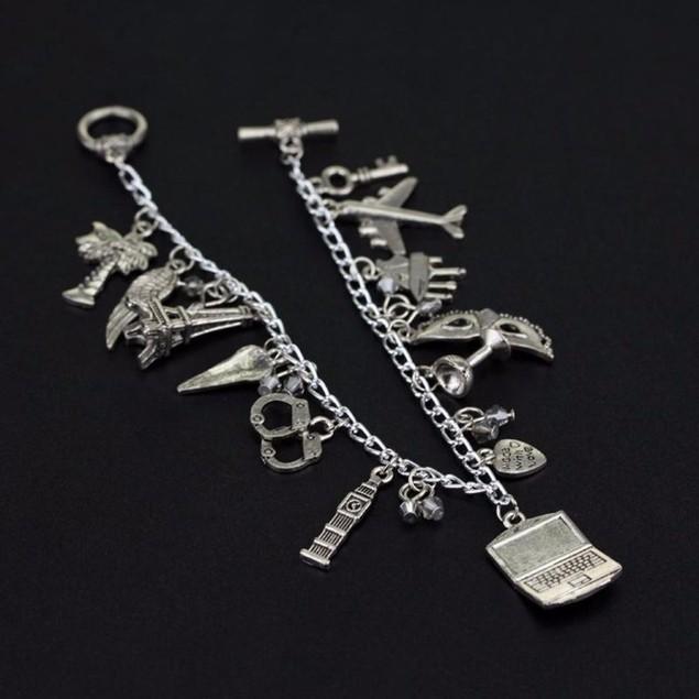 Fifty Shades Bracelet