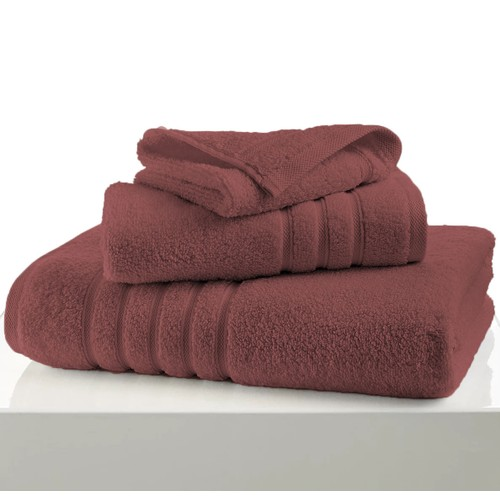 "Hotel Collection Ultimate MicroCotton 30"" x 56"" Bath Towel Cherry Pie"