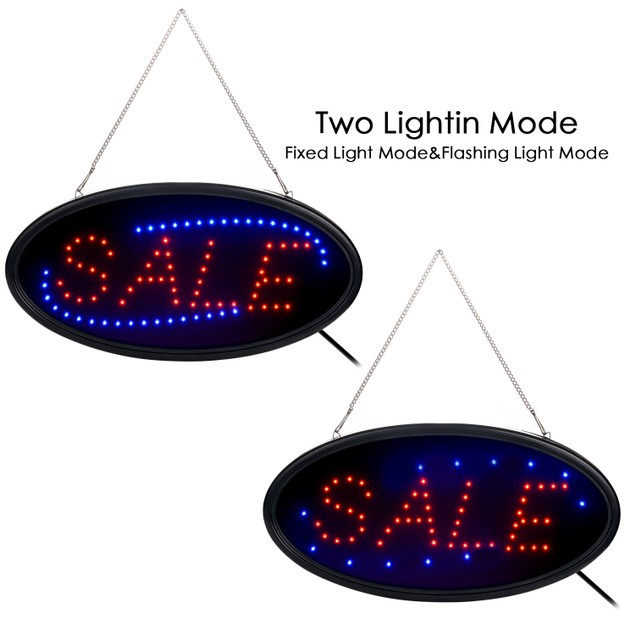 Fitnate® LED Sales Sign Electric Billboard Bright Advertising Board