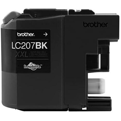 Brothers BRTLC207BK - Brother Genuine LC207BK Super High Yield Black Ink Cartridge