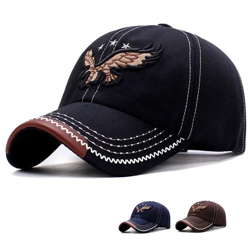 Outdoor Sunscreen Unisex Eagle Baseball Hat