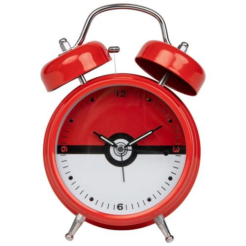 Pokemon Ball Alarm Clock