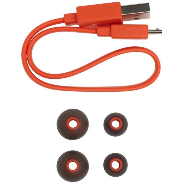 JBL TUNE 115BT Wireless In-Ear Headphone with Remote - Black