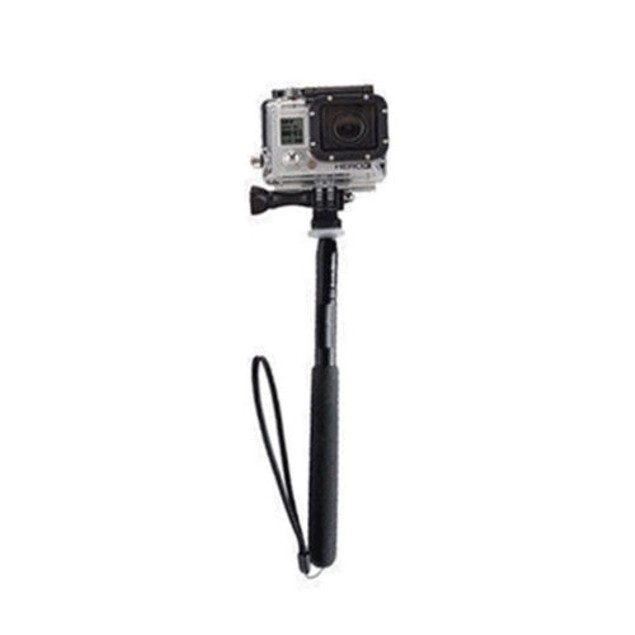 Monopod Selfie Handheld Extendable Stick Pole For Gopro HERO, Smartphone, Camera