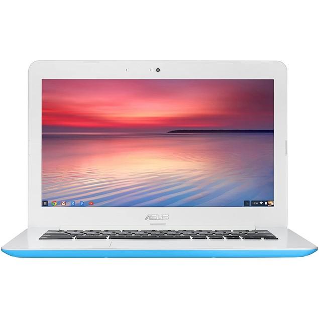 "Asus Chromebook C300MA-DB01 11.6"" 16GB,Light Blue(Refurbished)"