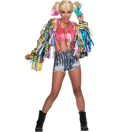 Harley Quinn Birds of Prey Adult Costume