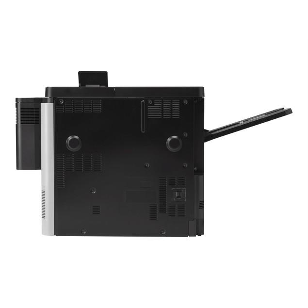 HP Laserjet Enterprise M806dn Monochrome Printer, Black (Certified Refurbished)