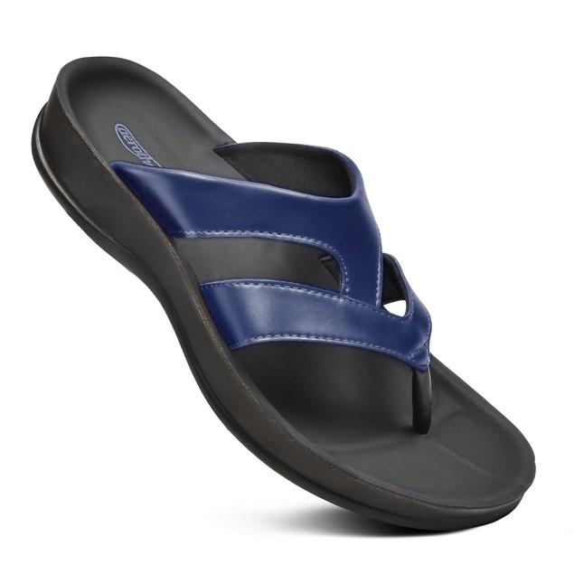 AEROTHOTIC Raido Strappy Thong Sandals for Women