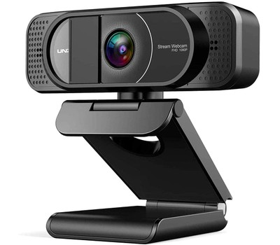 1080P HD Webcam with Microphone and Privacy Cover Was: $49.99 Now: $25.99.