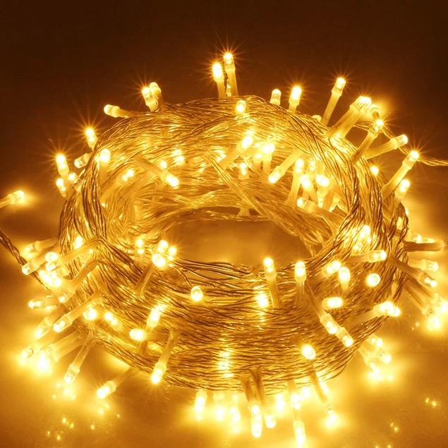 3M 300 LEDs String Curtain Light