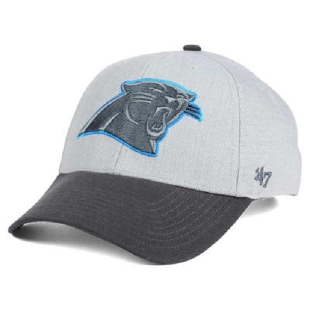Carolina Panthers NFL 47 Brand Barksdale Adjustable Hat