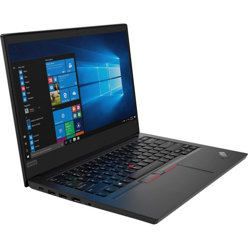 "Lenovo ThinkPad E15 15.6"" 500GB Intel Core i5-10210U Win10,Black"