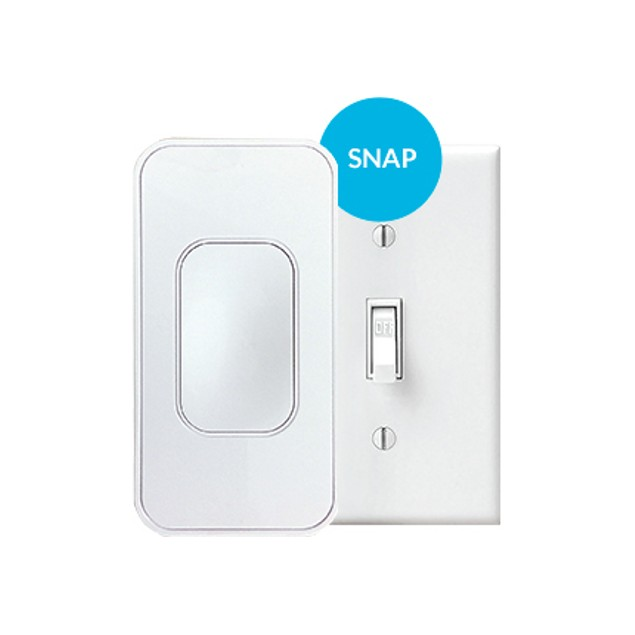 SimplySmartHome Snap-On Smart Light Switch