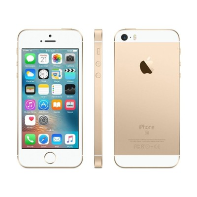 Apple iPhone SE 16GB Verizon GSM Unlocked T-Mobile AT&T 4G LTE Gold - Grade A