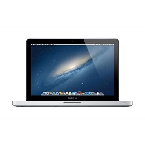 Apple MacBook Pro MD102LL/A Intel Core i7-3520M,Silver (Certified Refurbished