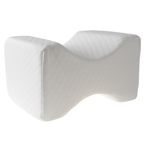 Foam Knee Pillow Spacer Cushion For Pain Relief, Support  Helps with RLS