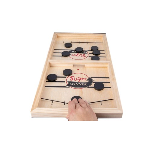 Sling Puck Family Board Game