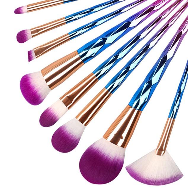 8PCS  Make Up Foundation  Blush Cosmetic Concealer Brushes 1
