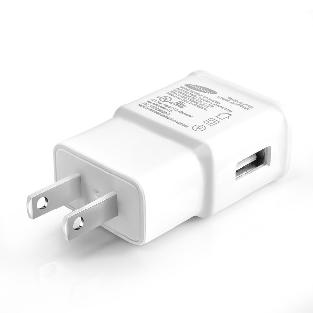Samsung Universal Fast Adaptive Wall Charger for Galaxy and Note Series
