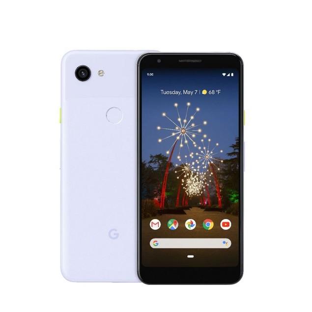 Google Pixel 3a, Unlocked, Purple, 64 GB, 5.6 in Screen