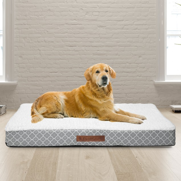 Premium Memory Foam Orthopedic Pet Bed