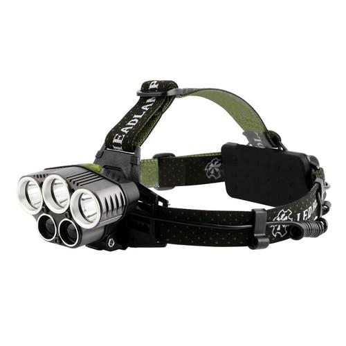 Rechargeable Headlamp 20000 Lumen LED Headlight 6 Modes