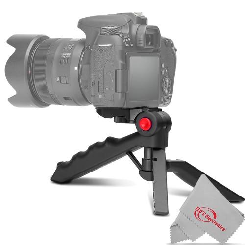 Vivitar Pistol Grip Tabletop Tripod for Canon Nikon Sony Pentax Panasonic Camera