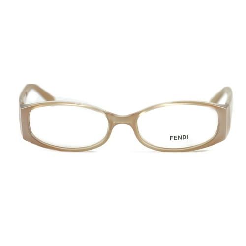 Fendi Women's Eyeglasses F626 664 Light Pink 50 16 135 Full Rim Oval