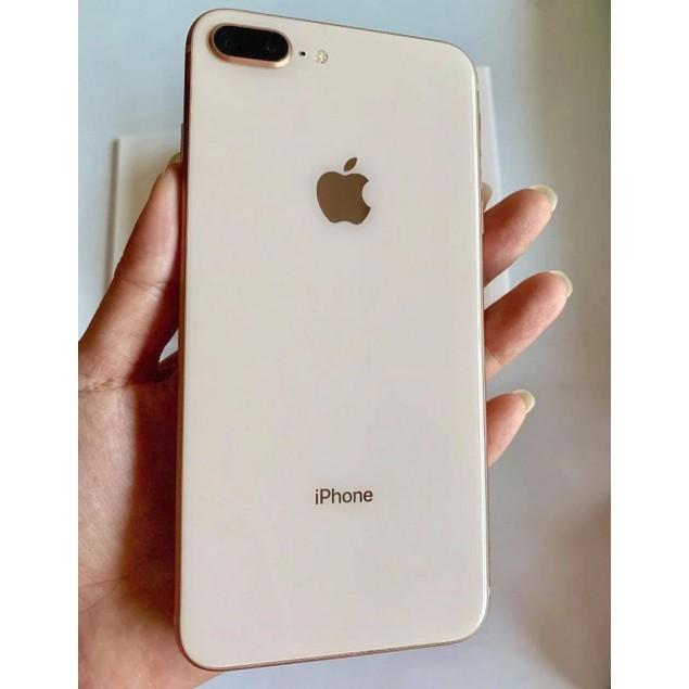 Apple iPhone 8 Plus, AT&T, Grade B-, Gold, 256 GB, 5.5 in Screen