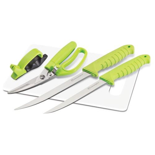 Kilimanjaro 5-Piece Premium Fishing Knife Set