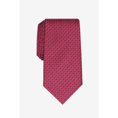 Perry Ellis Men's Victory Solid Tie Red Size Regular