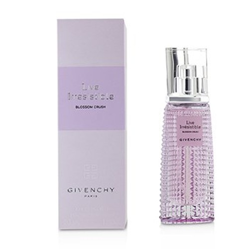 Givenchy Live Irresistible Blossom Crush Eau De Toilette Spray