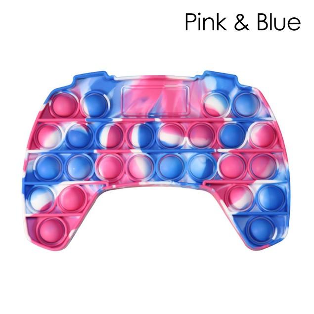 Tie-Dye Push POP Controller | 5 Colors
