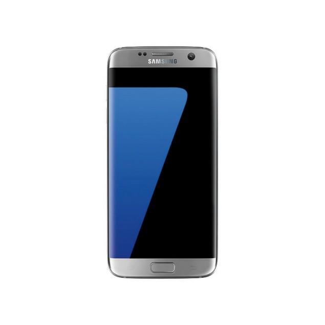 Samsung Galaxy S7 edge, Verizon, Silver, 32 GB, 5.5 in Screen