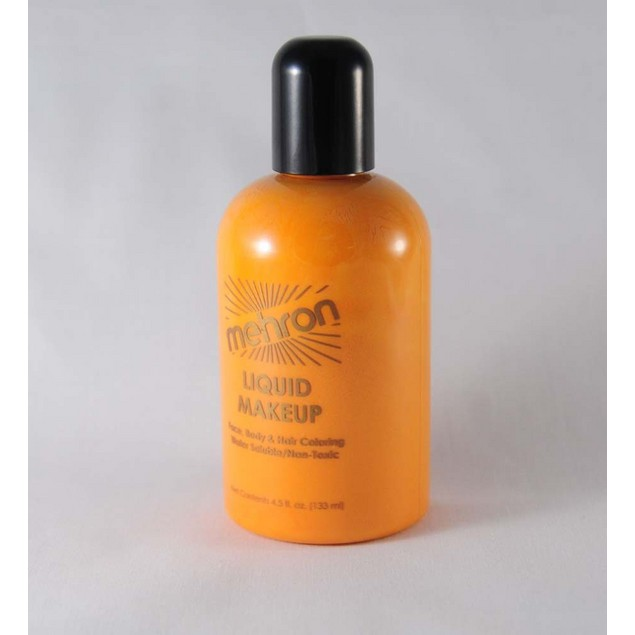 Liquid Makeup - Orange - 4.5oz.