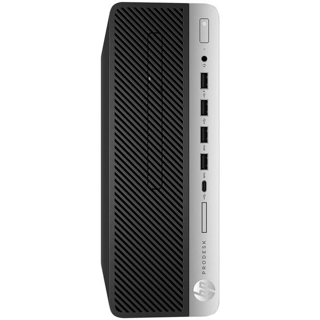 HP 600G3 Desktop Intel i5 8GB 240GB SSD Windows 10 Professional No Monitor