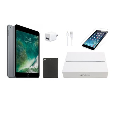Apple iPad Mini 3 Bundle (Space Gray, 64GB + WiFi)
