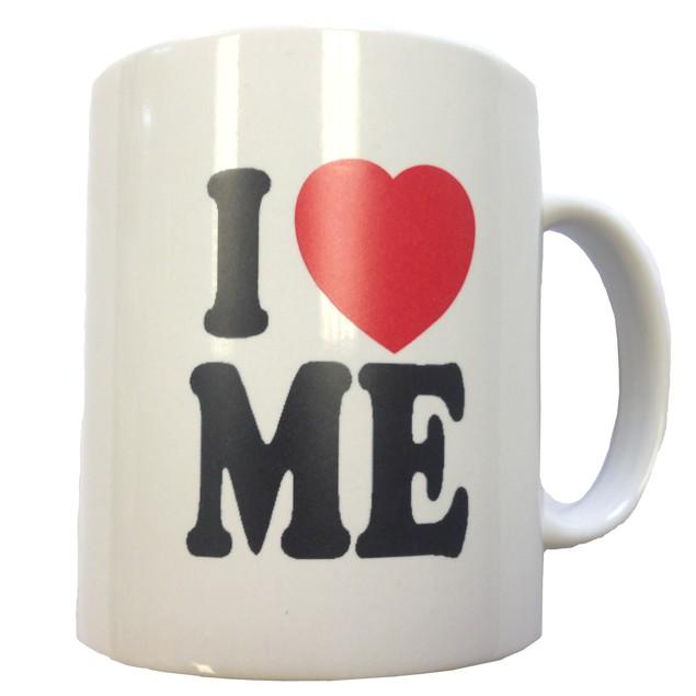 I <3 Me 11 oz Coffee Mug