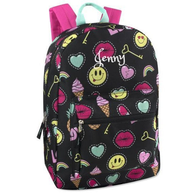 Personalized Fashion Backpack For Travel /College Bag /School Bag