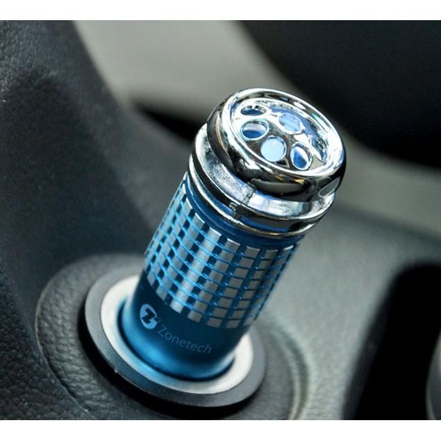 Zone Tech 2x Auto 12V Air Purifier Mini Car Freshener Ionizer Oxygen Bar
